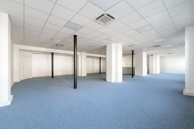 Bureaux en open space 185m2 au 1er et , marx dormoy - Photo 1