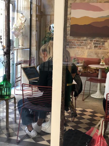 Boutique restauration légère cœur du Marais - Photo 1
