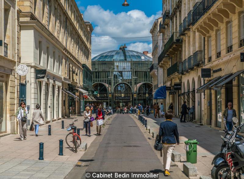 Droit au Bail - Hypercentre Bordeaux Triangle 96 m² - Photo 1