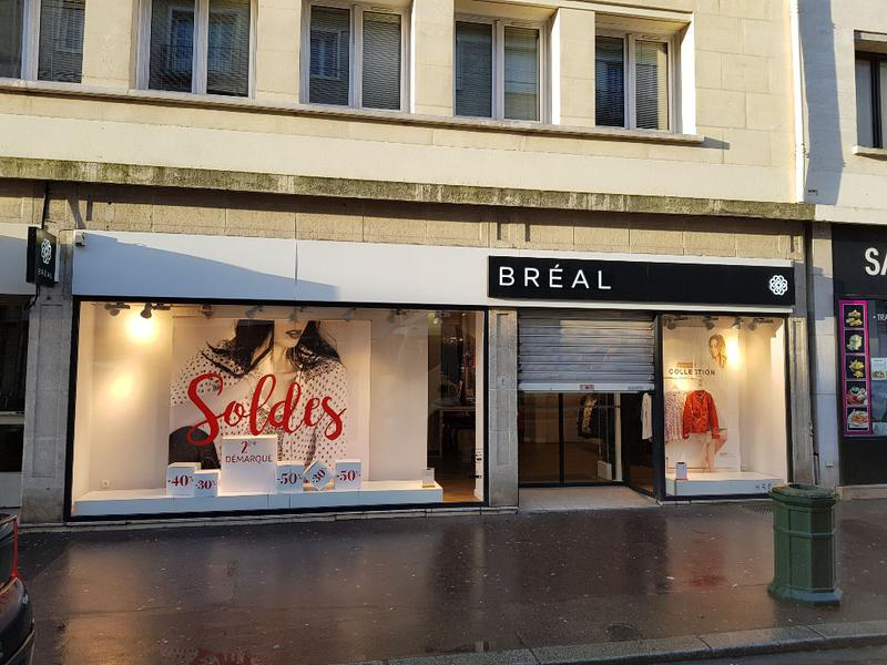 Local commercial Caen 165 m2 - Photo 1