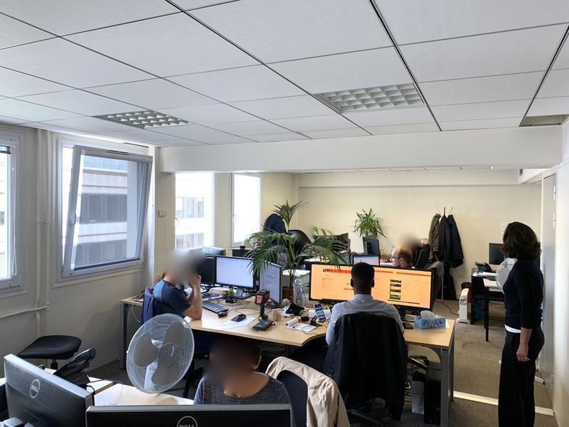 Achat bureau paris qca bureaux à vendre paris qca