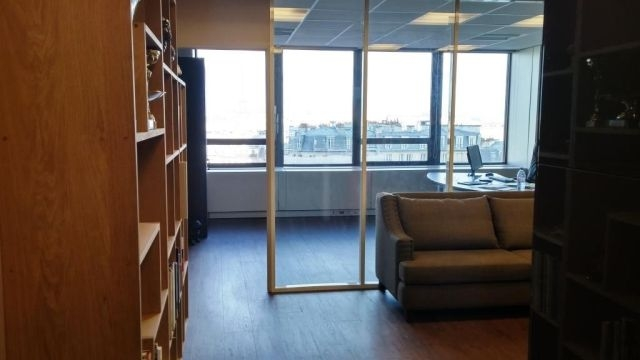 vente bureaux paris 15 75015 50m2. Black Bedroom Furniture Sets. Home Design Ideas