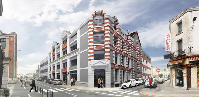 LOCAL COMMERCIAL - 375 m² environ - A LOUER - A VENDRE - BLOIS - Photo 1