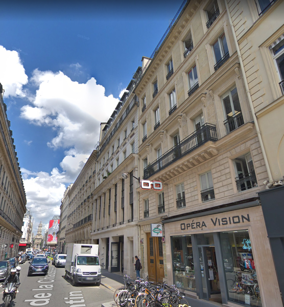 Bureaux à louer - 43,9 m2 - Chaussée d'Antin - Photo 1