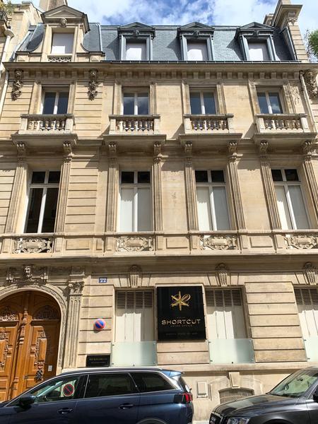 Bureaux à louer 786 m2 - Hotel particulier - Photo 1