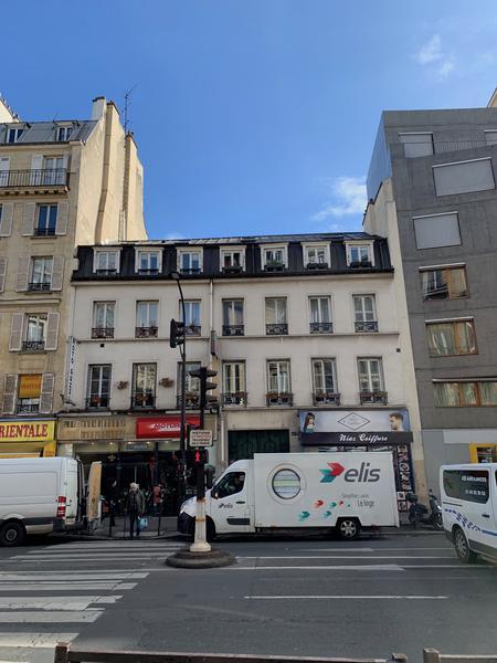 Bureaux à louer - 60 m2 - Marx Dormoy - Photo 1