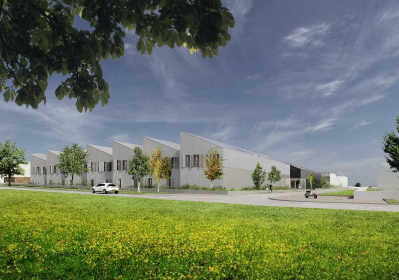 A VENDRE, Locaux d'activité HQE à vendre - Photo 1