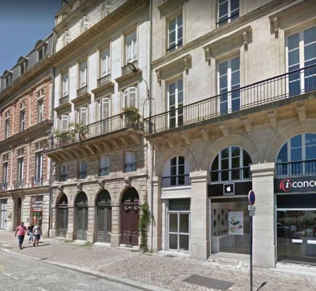 Location bureaux bordeaux 33000 142m2 - Location bureau bordeaux ...