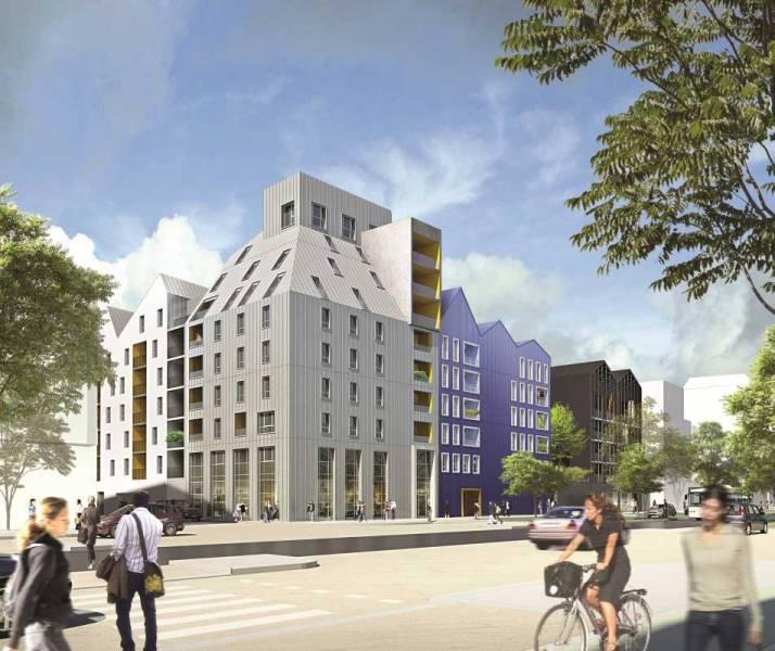 Location commerces bordeaux 33000 180m2 for Appartement bordeaux 180m2