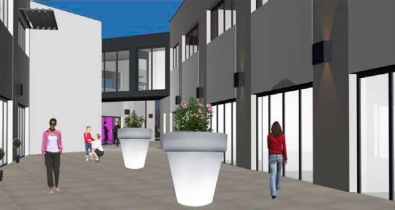 vente commerces plaisance du touch 31830 80m2. Black Bedroom Furniture Sets. Home Design Ideas