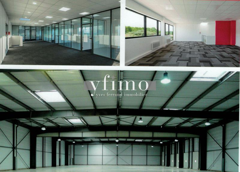 Vente entrepôt à partir de 380 m2 - Photo 1