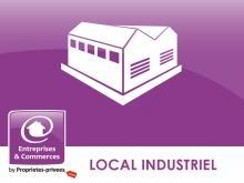 Entrepôts Local d'activités Corbieres 04220