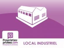 Entrepôts Local d'activités Marseille 13000