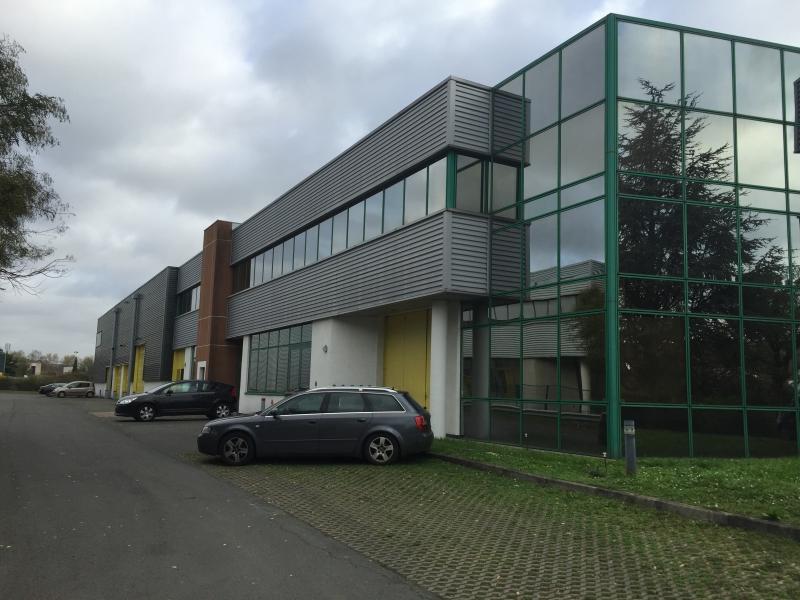 Argenteuil : Bureaux et Locaux d'activités à Louer 999 m² divisibles à partir de 130 m²