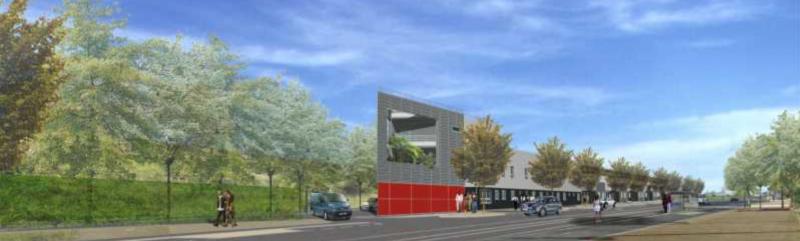 A vendre/louer 605 m² de locaux d'activités divisibles à partir de 134 m² à Argenteuil - Photo 1