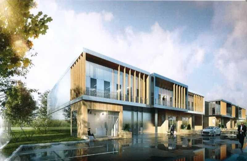 A vendre 362 m² de locaux d'activités NEUFS à Frépillon - Photo 1