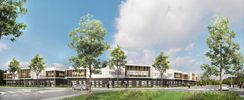 A VENDRE/LOUER - BATIMENT CLÉ EN MAIN - locaux d'activités et bureaux neufs à Chanteloup Les Vignes - Photo 1