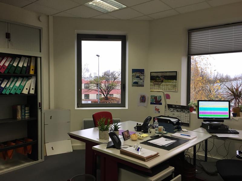 A LOUER 510 m² de bureaux (divisibles à partir de 150 m²) - TECHNOPARC POISSY - Photo 1