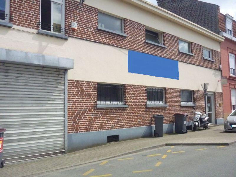 A LOUER 180 m² de bureaux + 90 m² de stockage LILLE Zone Franche