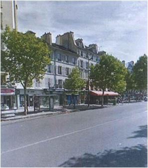 Tr�s bel emplacement avenue des Ternes avec beau lin�aire de vitrine
