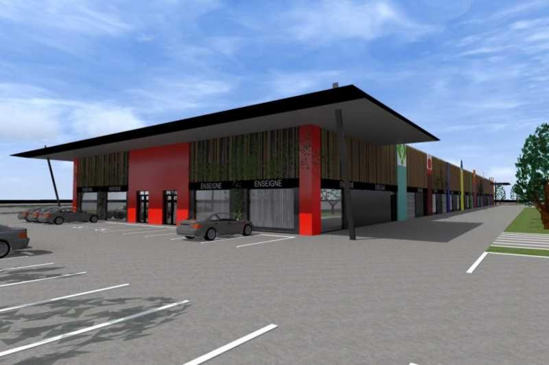 A louer locaux d'activités neufs PILATERIE 4.000 m² divisibles à partir de 300 m²