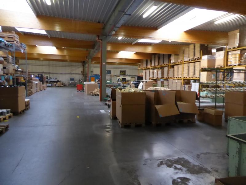 Vente entrep ts locaux d 39 activit s comines 59560 3600m2 bureauxlocaux - Entrepot a vendre 93 ...