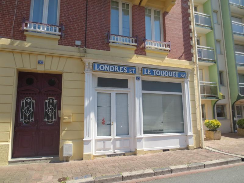 A louer commerce LE TOUQUET PARIS PLAGE - Photo 1