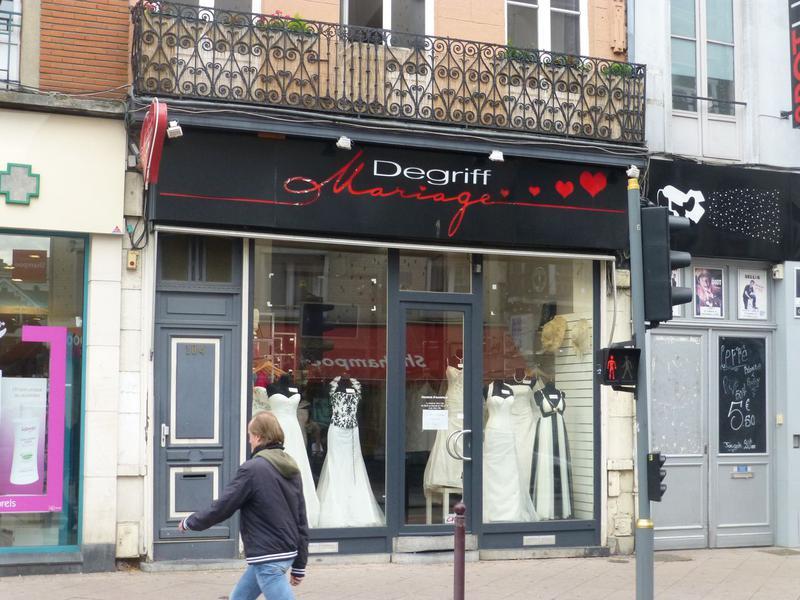A LOUER Local commercial Lille centre 50 m² + cave 40 m² - Photo 1