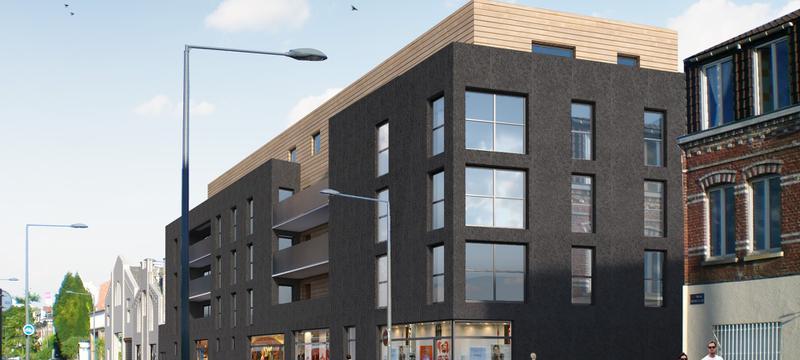 A VENDRE commerces neufs 53, 67 et 96 m² LILLE SUD - Photo 1