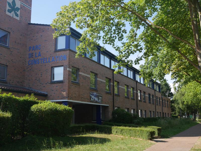 Cergy ST Christophe  - Surfaces de bureaux rénovés - Photo 1