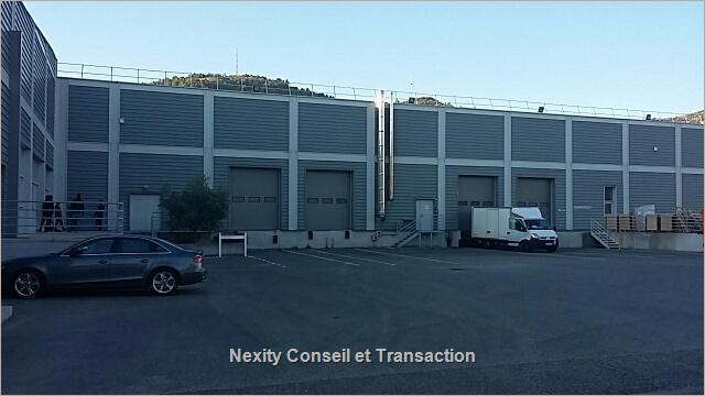 Location Locaux d'activités Marseille 13011 - Photo 1