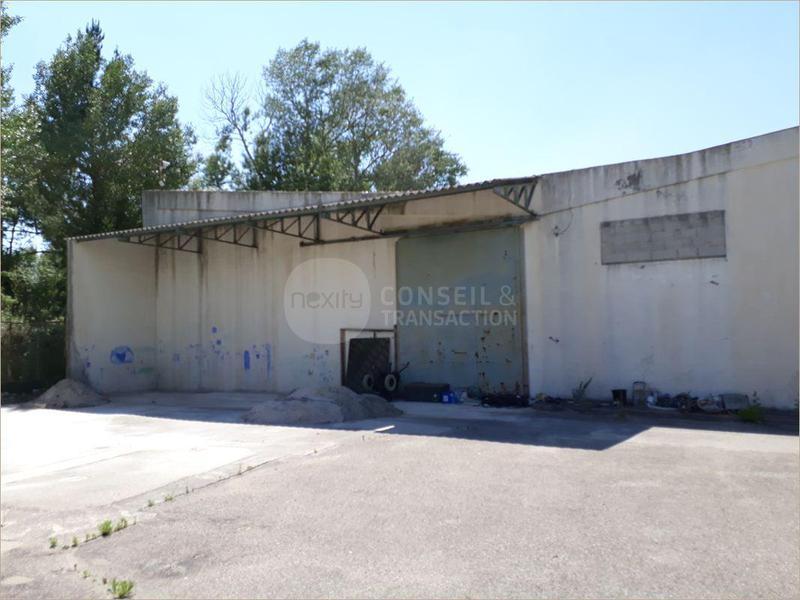 Vente Entrepôt Rousset 13790 - Photo 1