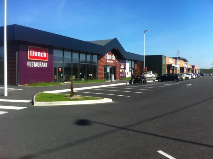 Locaux Commerciaux - Pôle Commercial de Mâcon Sud : Vinzelles