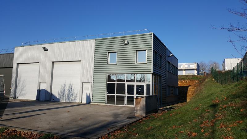 1 dépôt 95 m² + bureaux 100 m² - Photo 1