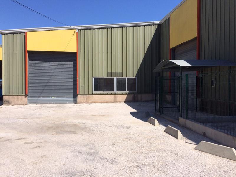 Entrepôt de 160  m² - ZI Toulon Est - Photo 1