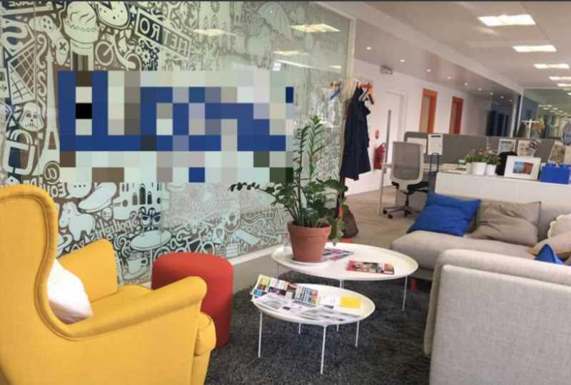 location bureaux paris 8 75008 1 856m. Black Bedroom Furniture Sets. Home Design Ideas