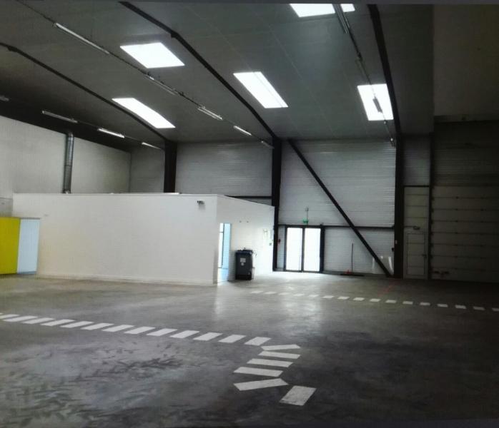 SAINT-HERBLAIN, à louer entrepôt de 589 m²