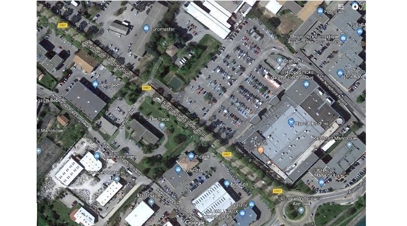 NOUVEAU PROGRAMME de bureaux en vente/location, de 361 m² - Photo 1
