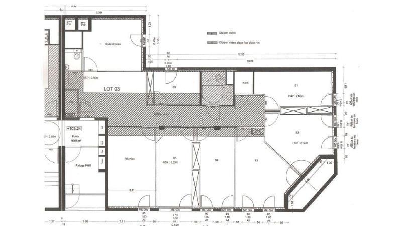 EXCEPTIONNEL - LOCATION BUREAUX CENTRE VILLE 140 m² - Photo 1