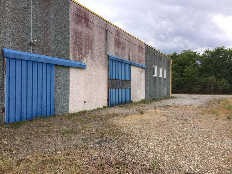 Location entrep ts locaux d 39 activit s saugnacq et muret for Location garage muret