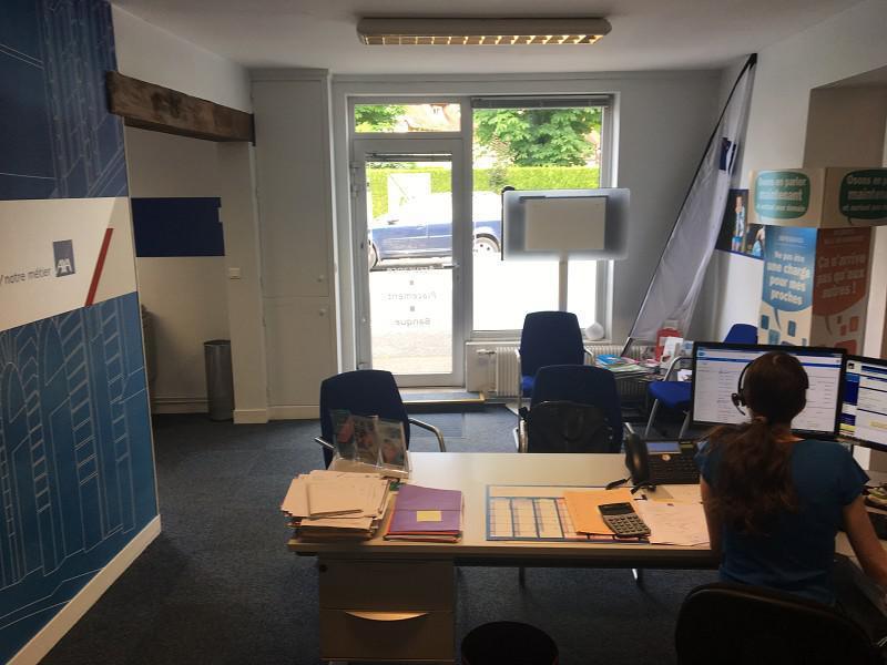 A louer bureaux RDC COMPIEGNE 130 m² - Photo 1