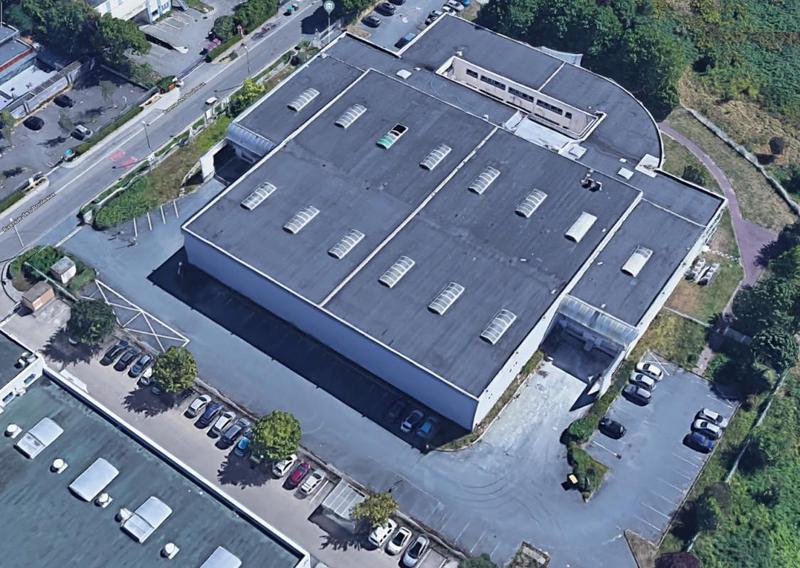 location entrep t trappes 78190 3 200m2. Black Bedroom Furniture Sets. Home Design Ideas