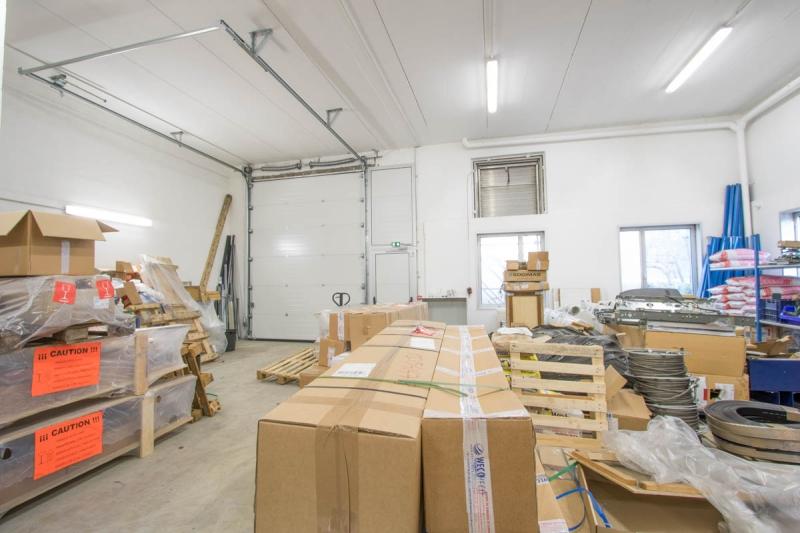 Cellule mixte activites/bureaux 474m² à Gennevilliers