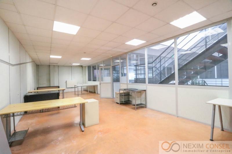 Plateaux de bureaux divisible à partir de 150 m²