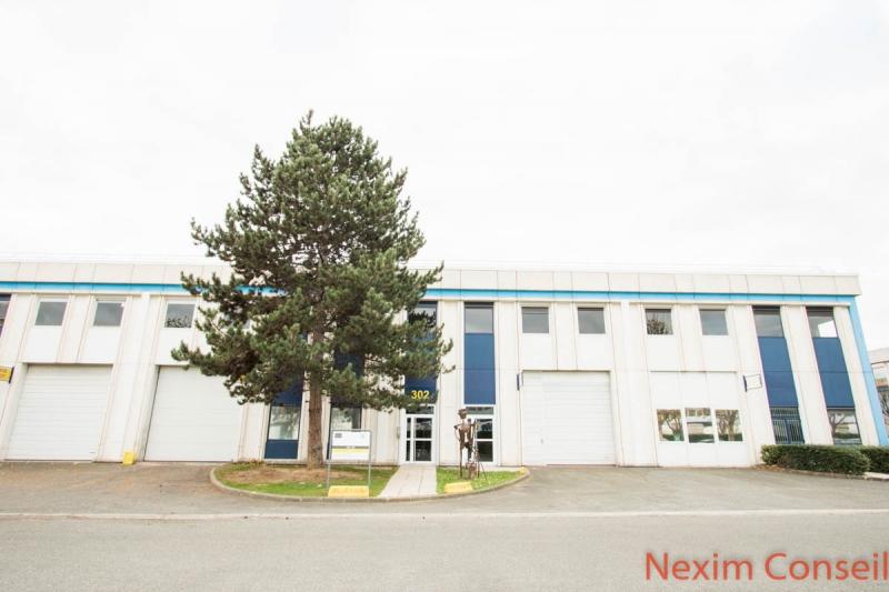 464m² de locaux d'activités et 262m² de bureaux rénovés à Gennevilliers