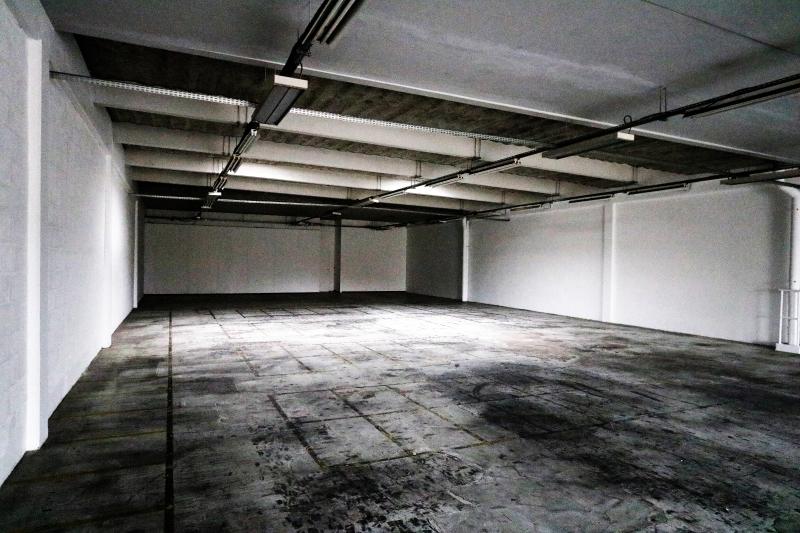 Locaux d'activités et bureaux rénovés de 807m² à Gennevilliers