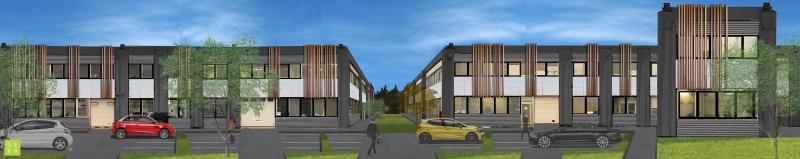 Locaux d'activité de 1200m² et 800m² de bureaux rénovés plein coeur de Gennevilliers