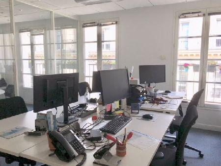 Location bureaux paris 9 75009 55m² u2013 bureauxlocaux.com