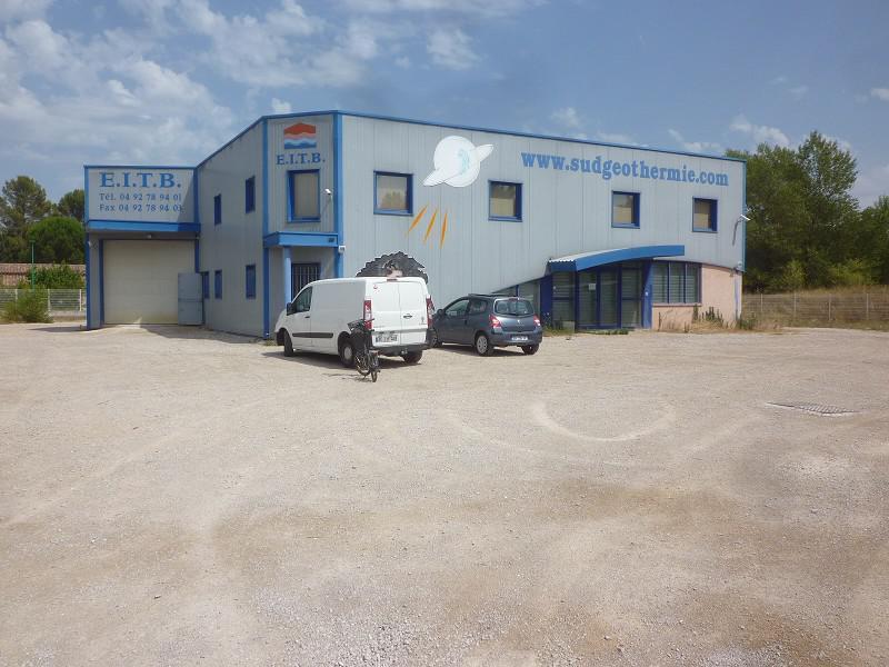 BÂTIMENT INDUSTRIEL 10 mn  ITER/ CADARACHE - Photo 1