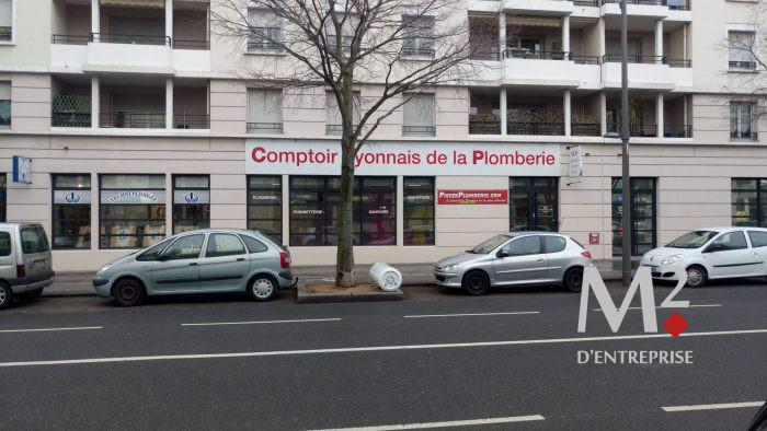 LOCAL COMMERCIAL - 169 M² -  LYON 7 - Photo 1